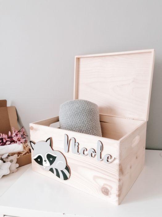 Pudełko skrzynka pojemnik na zabawki SZOP - skrzynka pudełko pojemnik na zabawki szop loo loo dream