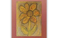 Kwiat  15 - rysunek dekoracyjny