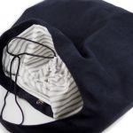 Duża torba worek MC7 - fiolet
