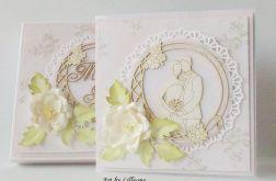 Kartka na ślub w pudełku # 17b