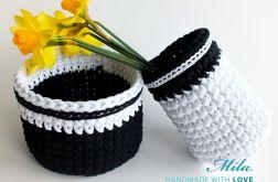 Koszyki Black&White