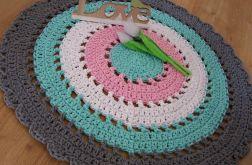 Dywan,dywanik ze sznurka bawełnianego