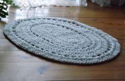 Dywanik robiony ze sznura