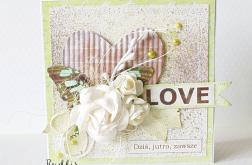 Miłość na zawsze - walentynka