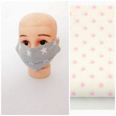 Maseczka bawełniana,na twarz,dorosły/dziec,10