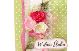 Kartka na ślub - #652