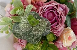 Elegancki flowerbox