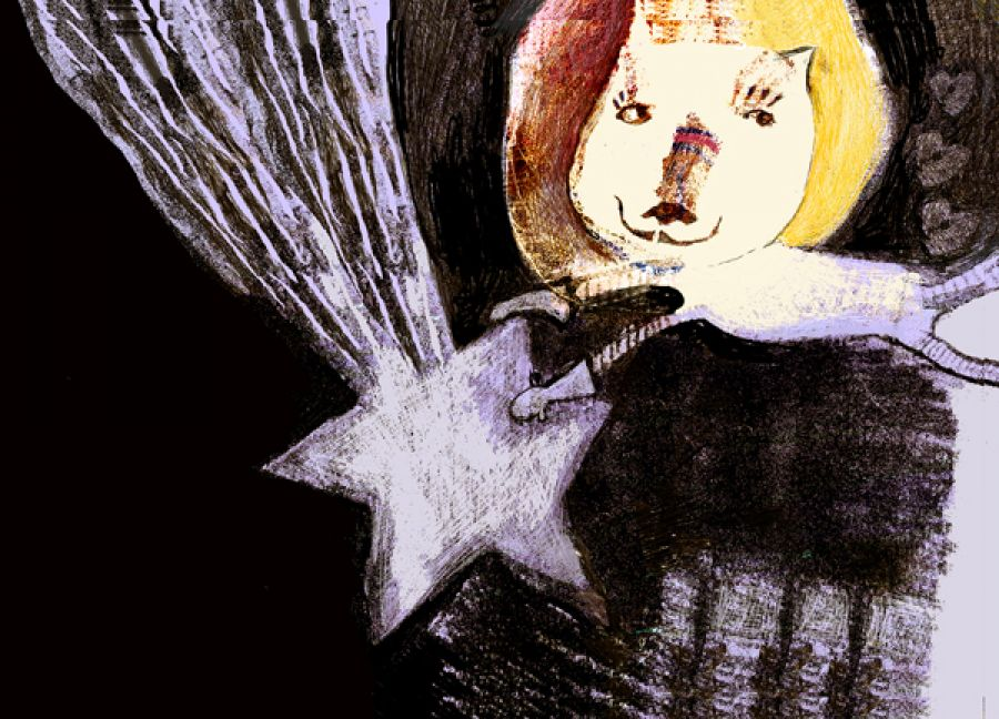 Kartki świąteczne Kasi O. Petersen
