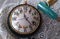Bombka Medalion Zegar2
