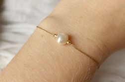 Relva bransoletka z perłą