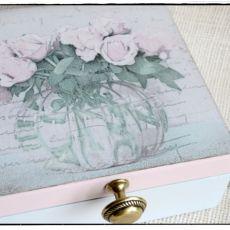 Herbaciarka Róże