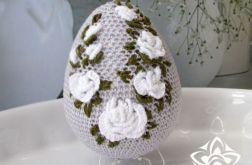 jajko Biała Róża