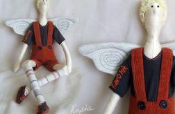 Anioł KAROLEK - zamówienie p.Agnieszki