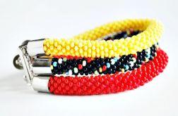 Czarno-żółto-czerwona