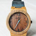Drewniany zegarek WALNUT EAGLE OWL - walnut eagle owl 4