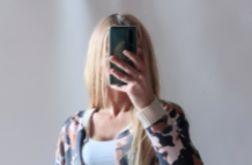 Bomberka moro sweter z kieszeniami 01