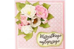 kartka ślubna lub na urodziny #674