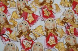 Złote dzwoneczki...aniołki