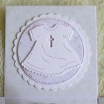 Biały exploding box na chrzest z aniołkiem.2 - anioł2b