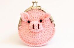 Portmonetka świnka