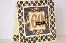 Urodzinowa kartka dla dojrzałego mężczyzny