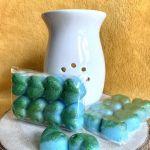 Cukierki Miętówki - wosk sojowy zapachowy - wosk zapachowy miętówki