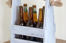 Drewniane nosidełko na piwo,wino,napoje