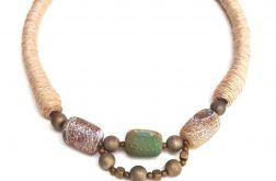 Naszyjnik kamienie naturalne Mauriel