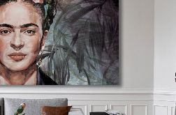 Frida - dekoracja ścienna - Projekt Autorski