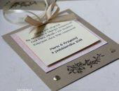 Etykietki do ciasta weselnego