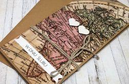 Ślubna kartka dla podróżników 5