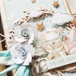 Kartka dla dziecka #206 - Pamiątka chrztu