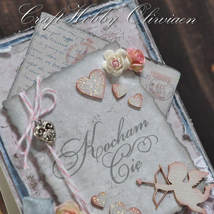 Walentynka z Amorem dla Niego