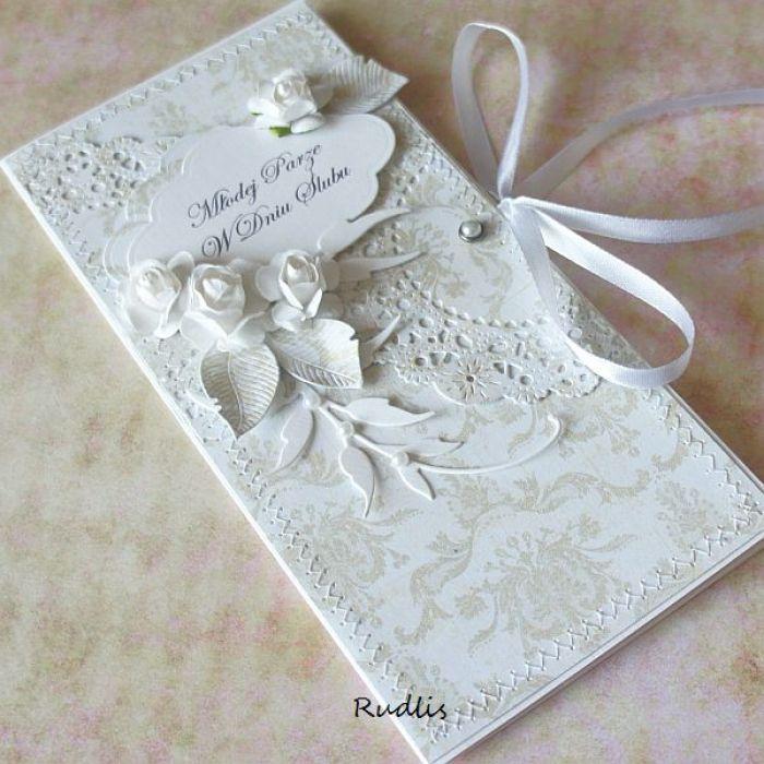 Ślubna kopertówka - inaczej; #36