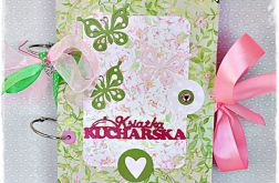 Książka Kucharska - Motyle