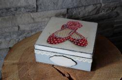 Pudełko szkatułka Urodziny, Dzień Dziecka