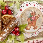 #723 - KARTKA, Boże Narodzenia, świąteczna