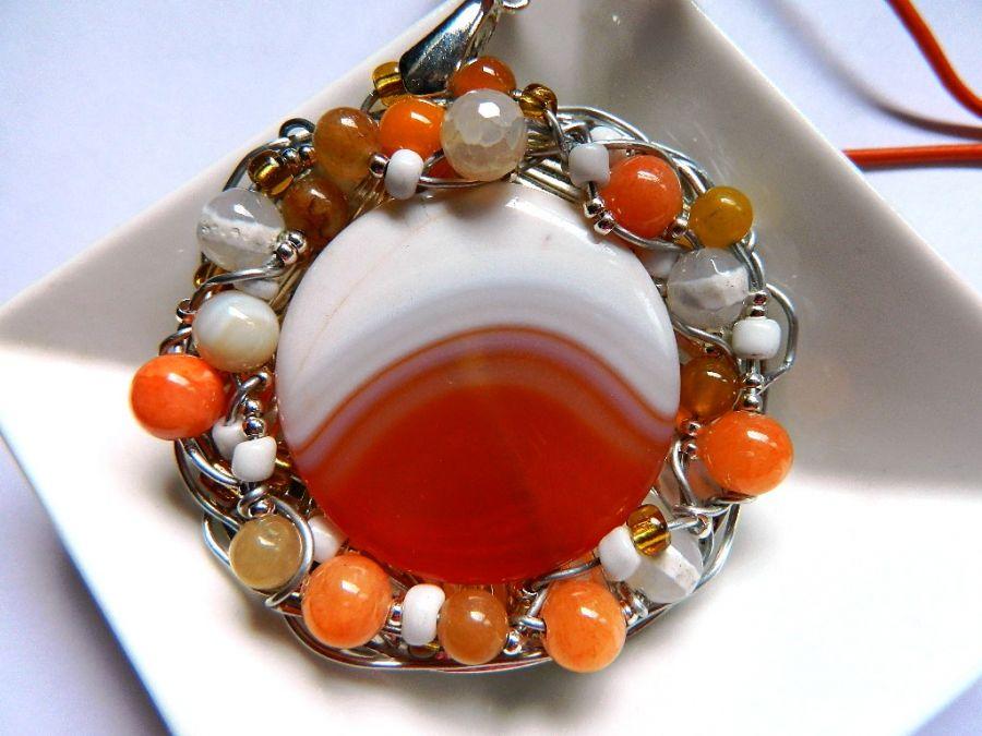 Ekskluzywna biżuteria artystyczna, zestaw