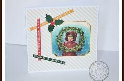 Kartka świąteczna #1a (Boże Narodzenie)