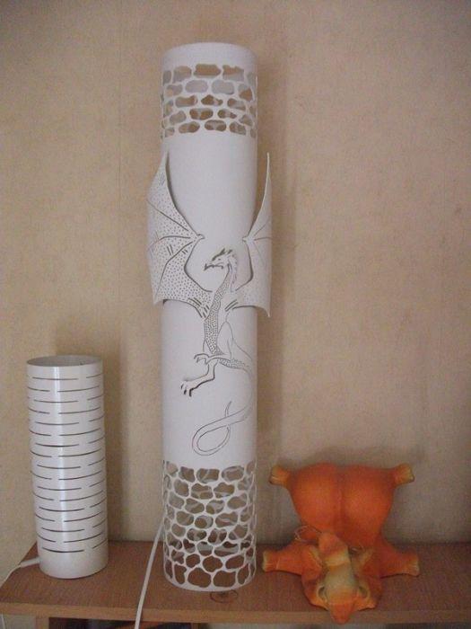 lampa Smok -