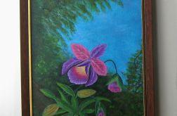 Obraz - kwiat