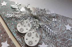 Kartka Boże Narodzenie - kopertówka