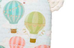 Poduszeczka z uszkami balony - ecru