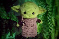 Baby Yoda - Szydełkowa Maskotka