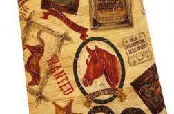 Konie -notatnik, pamiętnik