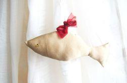 Złota rybka-zawieszka dekoracyjna nr 2