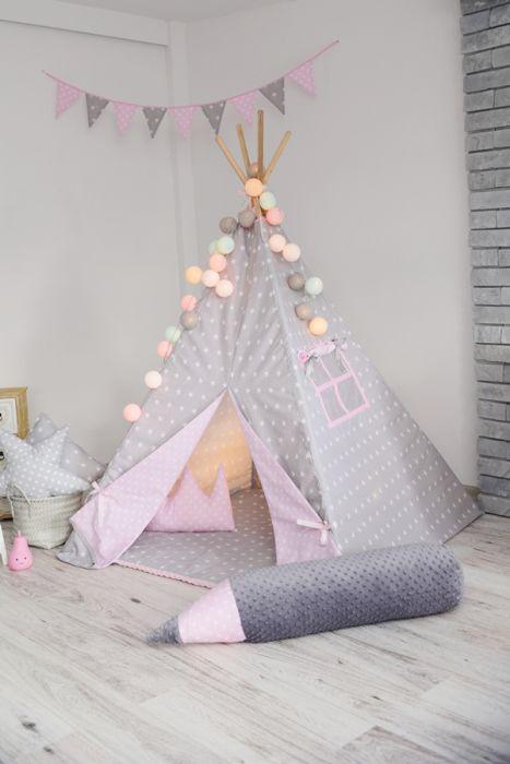 Zestaw tipi wigwam namiot Spełnione marzenia
