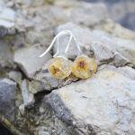 Zatopek Żółte kwiaty srebro