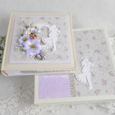 Album ślubny w pudełku 08