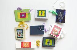 Etykietki świąteczne do prezentów nr 12